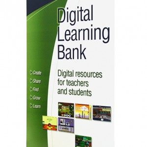 DECS Digital Learning Bank pull up banner