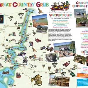 Murraylands Great Country Grub Foodies Trail