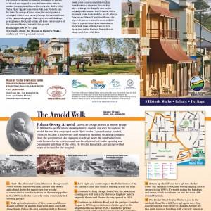 Mannum Historic Town Walk