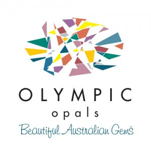Olympic Opals logo