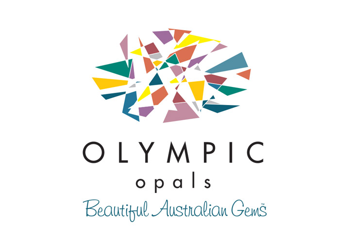 Olympic Opals logo