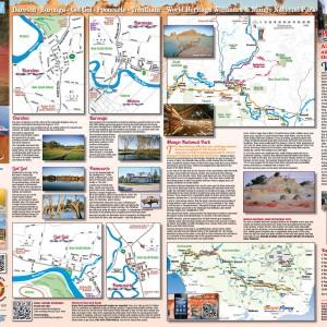Wentworth region map front
