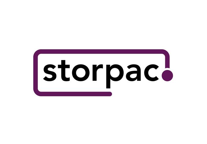 Storpac logo