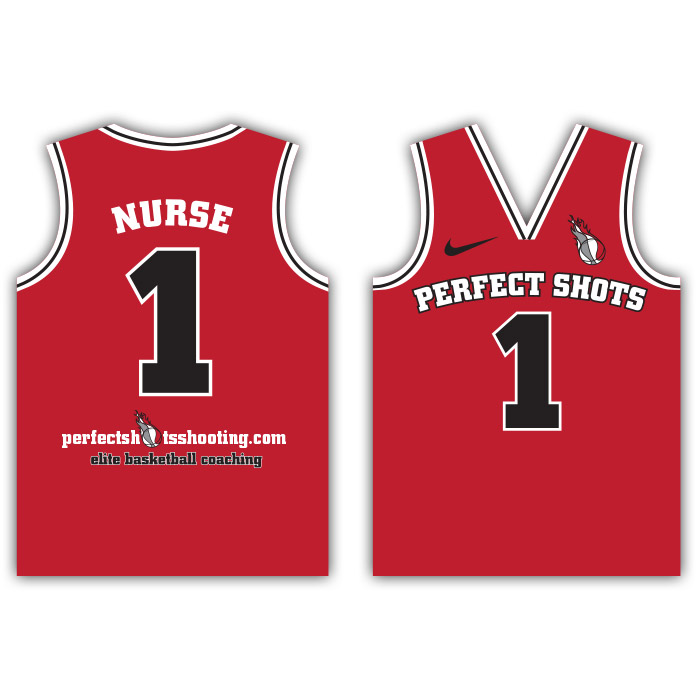 Perfect Shots Basketball Tops