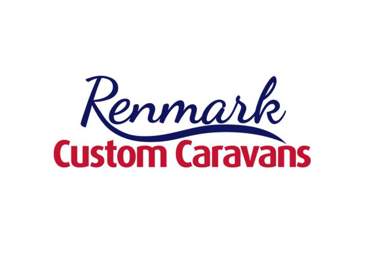 Renmark Custom Caravans logo