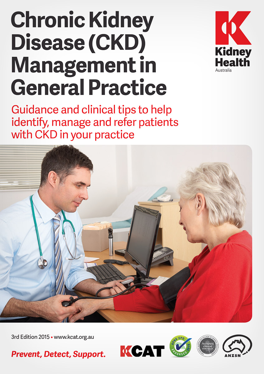 Kidney Health Australia CKD Booklet