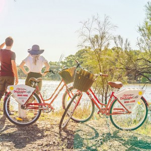 Mildura Dockside Cafe Bike Hire