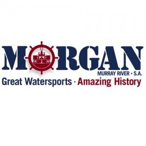 Morgan, Murray River Tourism logo