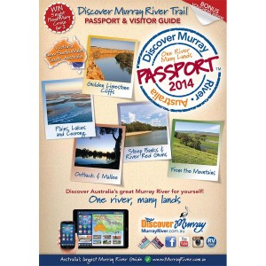 Discover Murray River Passport and Tourist Guide