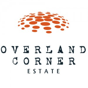 Overland Corner Estate logo design