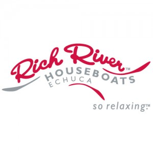 Rich River Houseboats Echuca logo