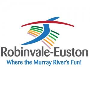 Robinvale Euston logo design