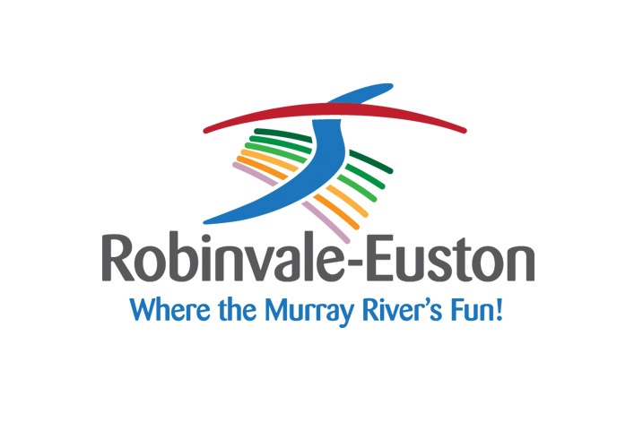 Robinvale Euston logo design