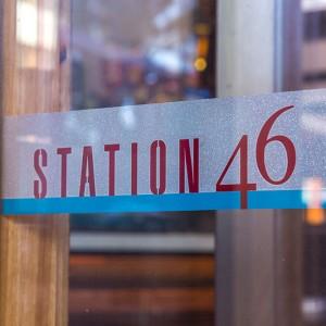 Station46 Anti-crash Window Stickers